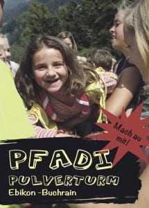 33 flyer pfadi
