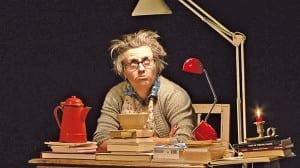Die in Paris geborene Wahlbernerin und ausgebildete Clownin Marjolaine Minot verzaubert mit Poesie. Bild zVg.