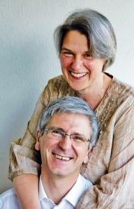 Exzellente Kenner der Welte-Orgel: Eva und Marco Brandazza. Bild zVg.