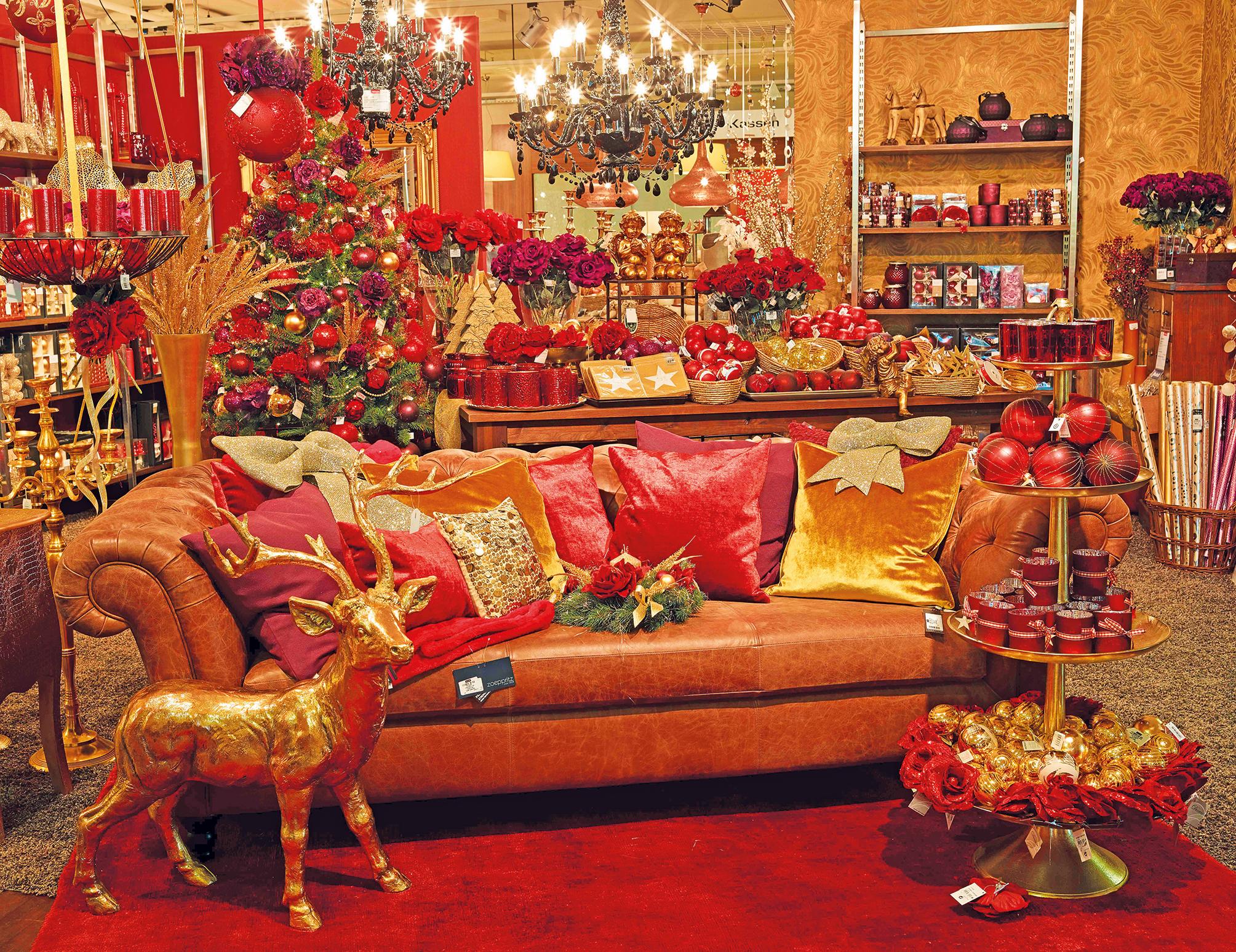 Uberraschender Weihnachtszauber