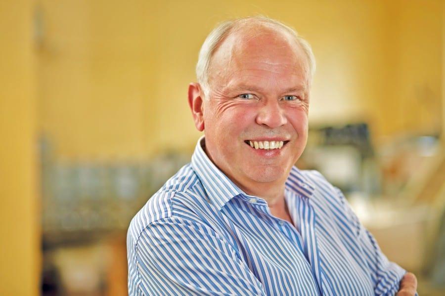 Markus Rast, Rast Kaffee AG, Ebikon.