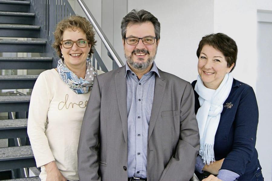 Die CVP Dierikon ist erfreut, mit drei kompetenten Kandidaten zur Wahl antreten zu können: Monika Bächler, Max Hess, Alexandra Lang.