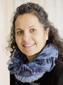 Manuela Handermann soll für die glp Adligenswil den Sitz holen. Bild zVg.