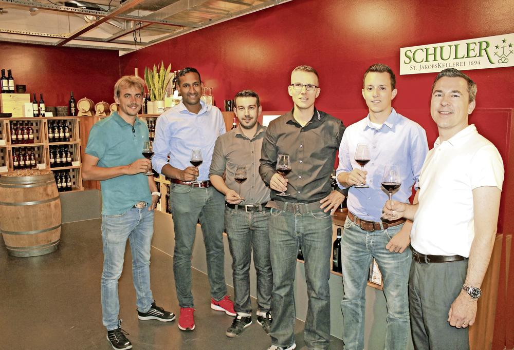 Schuler's Weinbistro Neu Im Wohncenter Emmen