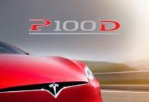 das neue Tesla Model P100D