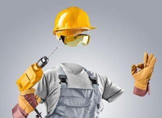 Die Bekleidung kann trügerisch sein: Falsche Handwerker sehen oft täuschend echt aus. Bild www.kompaktdesign.de