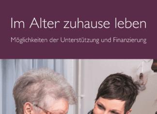 Das Cover des Ratgebers «Im Alter zuhause leben». Bild zVg.