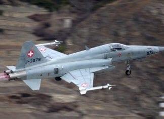 Künftig werden in Emmen jährlich um die 1000 Tiger-F-5-Kampfjets mehr starten und landen. Bild www.vtg.admin.ch