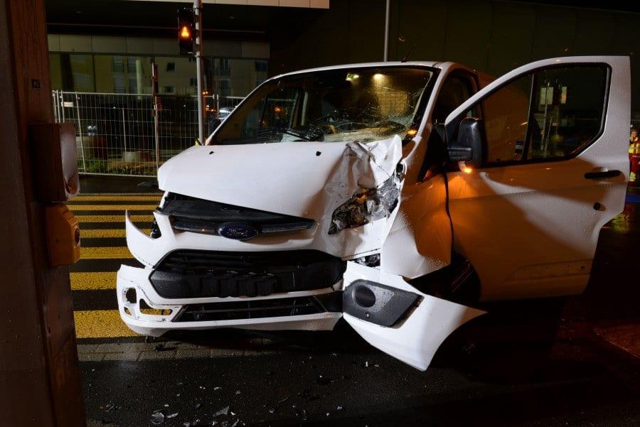 Beim Unfall entstand ein Sachschaden von ca. 33'000 Franken.