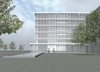 Visualisierung des Neubaus in Dierikon, der in der zweiten Jahreshälfte 2019 bezugsbereit sein sollte.