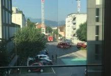 Feuerwehreinsatz in Ebikon