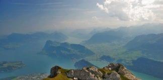 Gleitschirm-Flugorte der Zentralschweiz