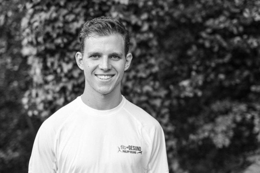Personal Trainer in Zug und Luzern Philipp Bisang