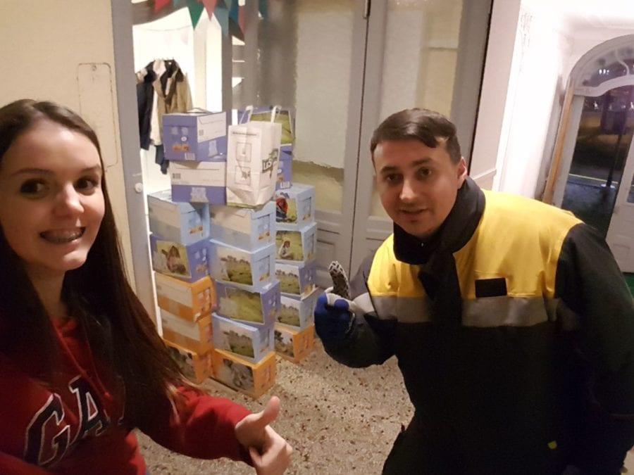 240l Migros Ice Tea inkl. Heimlieferung für 34 Franken