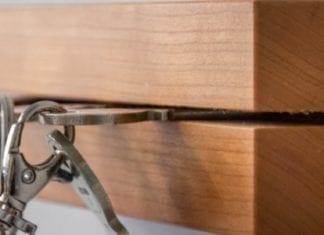Ein Bild vom Schlüsselhalter Treekey