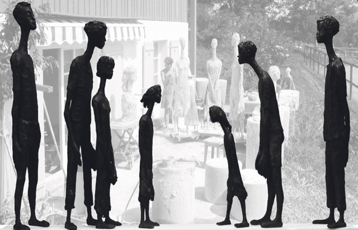 Ausstellung-Der-Mensch-in-Bild-und-Bronze-Lisbeth-Isenegger-Lisen-