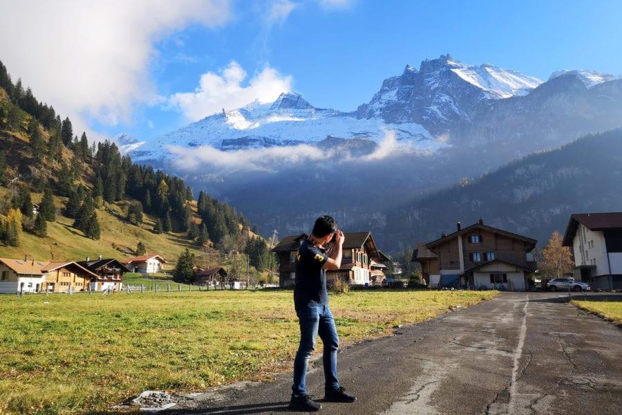 Die Schweiz bietet tolle Kulissen für Fotografen. fotolia.com © Kawee #233010009